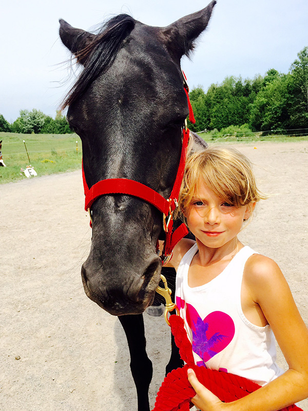 SVF Summer Horse Camp